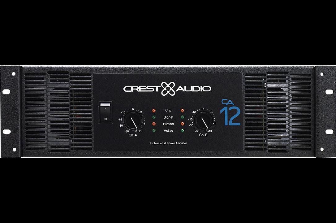Image result for crest audio ca 12