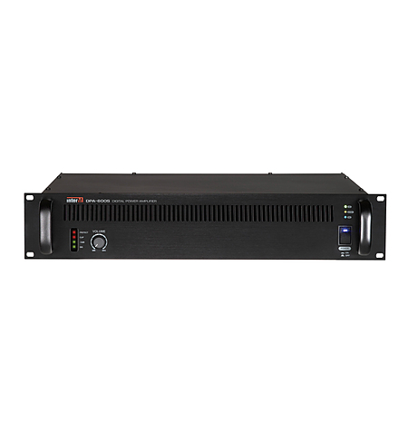 InterM DPA-600D Digital Dual Channel Power Amplifier 600watts 100volt 2RU - Sound - Power Amplifiers - Sound, Lighting, Staging or AV - Hire or Buy from the creative talents of the Ashton Admor Team