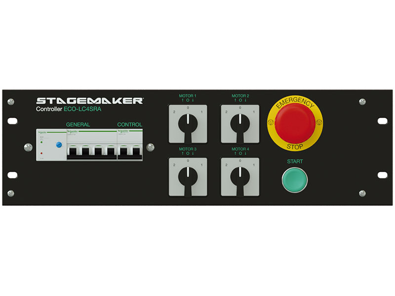 Control para motores Rack ECO - EES